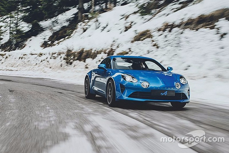 Que sait-on de l'Alpine A110 ?