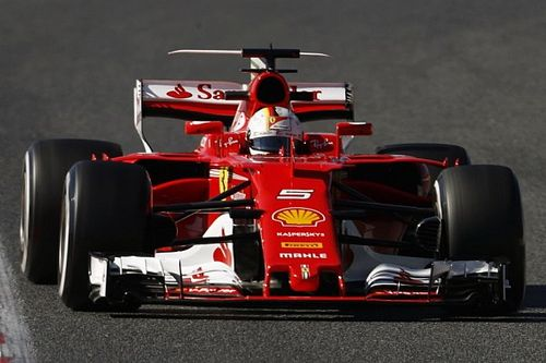 Szerdán új hátsó szárny (is) került a Ferrarira