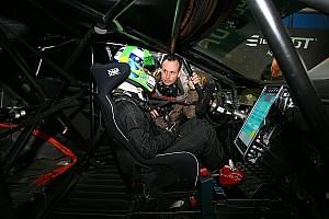 Di Grassi prueba el Electric GT