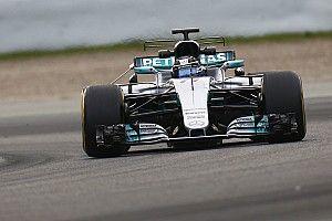 Valtteri Bottas: Formel-1-Autos 2017 reagieren sensibel auf Wind