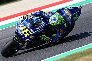 MotoGP Italia: Rossi puncaki FP3, Marquez-Lorenzo tiga besar