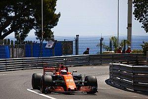 【F1】バトン、予選後のセッティング変更でピットスタートが決定
