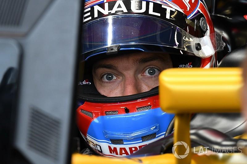 """Renault est """"ouvert"""" à un avenir avec Palmer"""