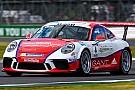 Porsche Supercup Dennis Olsen domina le Qualifiche di Silverstone
