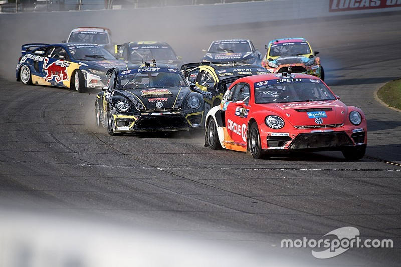 GRC collapses ahead of 2018 season