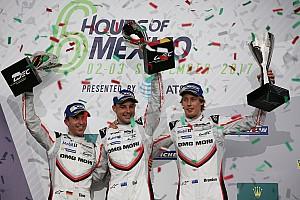 دبليو إي سي  تقرير السباق دبليو إي سي: بورشه تحرز المركزين الأول والثاني في المكسيك