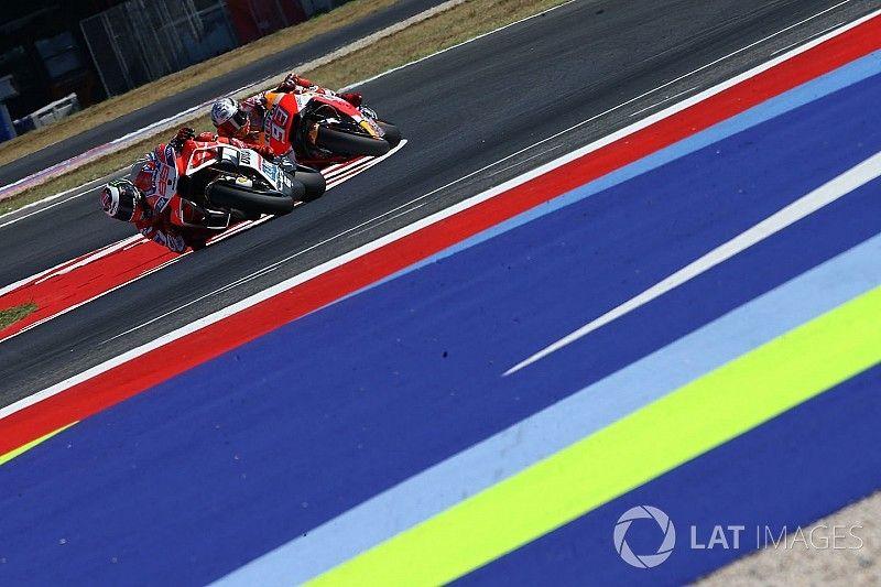 """Lorenzo: """"La adaptación de la Ducati y la mía van a la misma velocidad"""""""