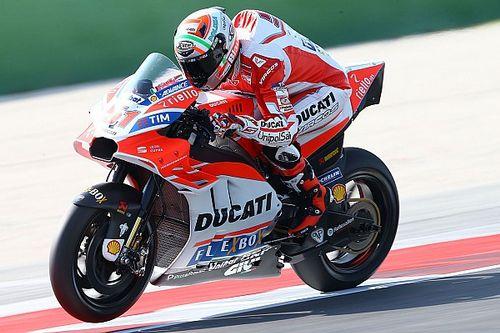 """Pirro: """"Felice di essere della partita per dare il mio contributo a Ducati"""""""