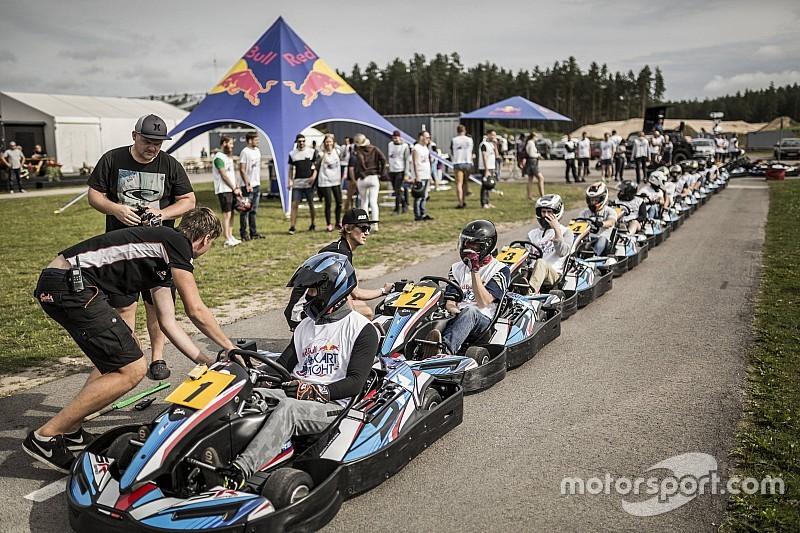 У Харкові визначили перших фіналістів Red Bull Kart Fight