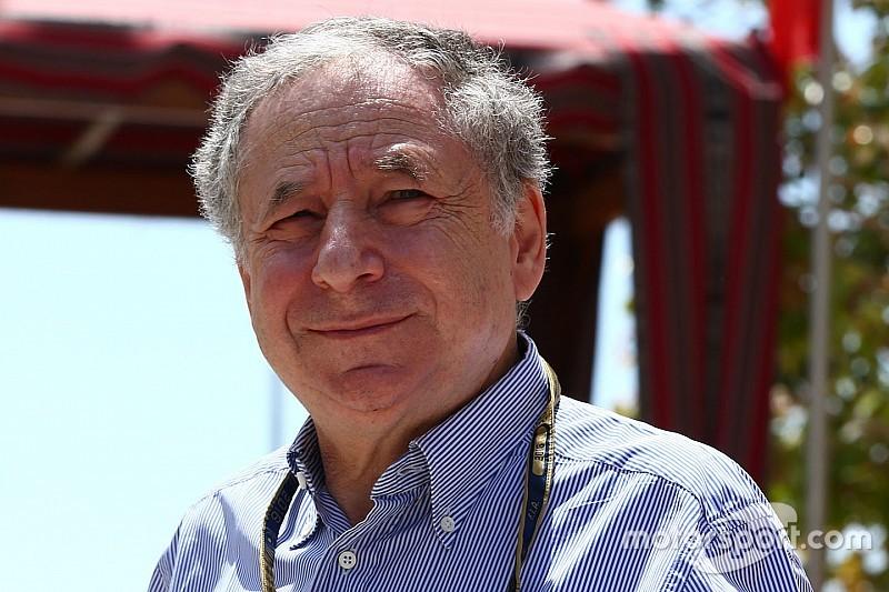 """Todt: """"F1-teams krijgen eindversie reglementen 2021 in maart te zien"""""""