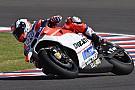 Argentina MotoGP: Dovizioso edges Marquez in opening practice