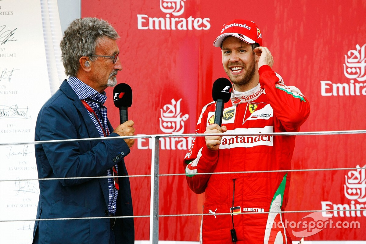 Eddie Jordan no da por cerrado acuerdo Vettel-Racing Point
