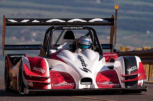 Romain Dumas refines settings for Pikes Peak
