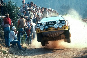 İzle: 1980'li yılların ralli şampiyonları