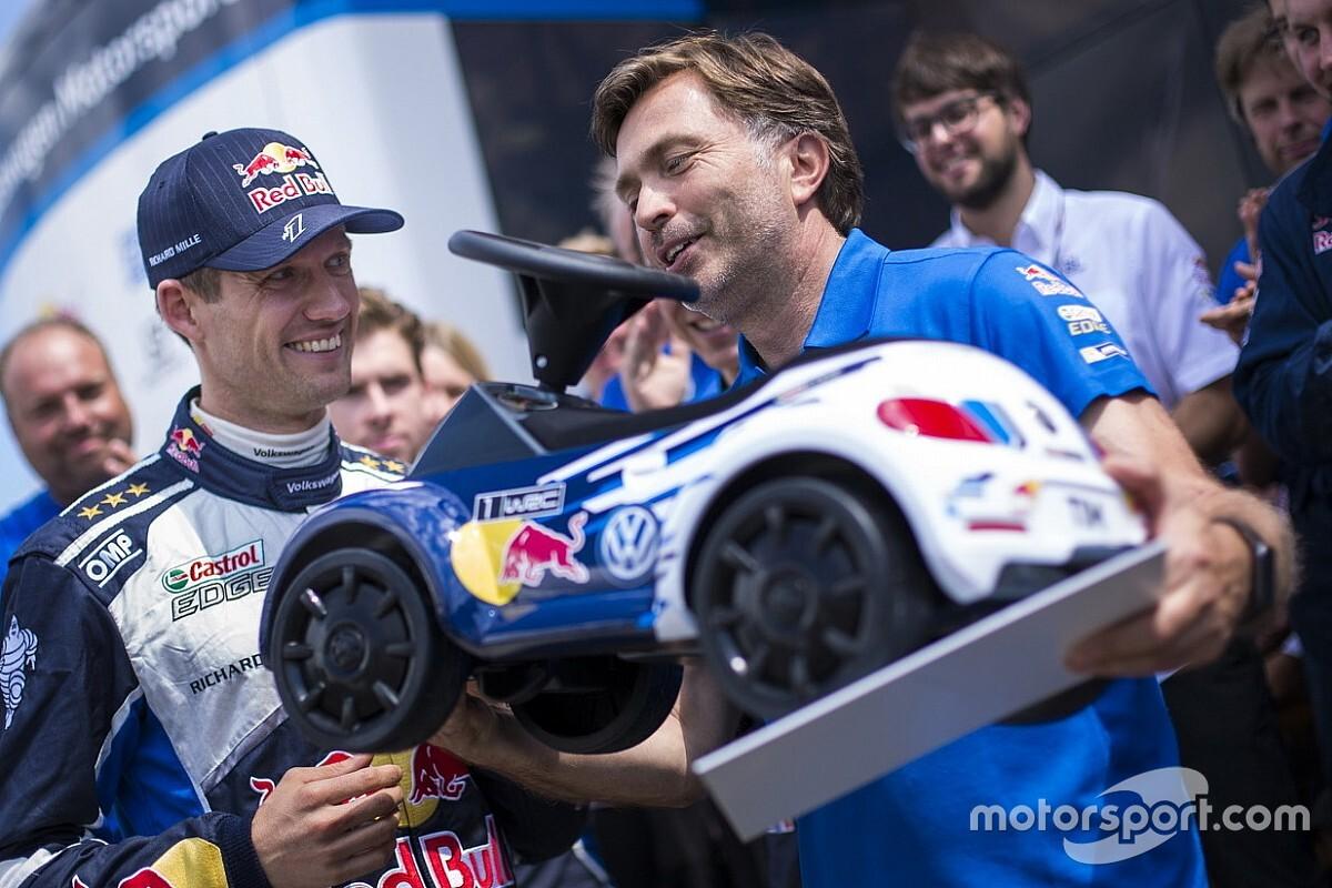 Сам выиграл «Дакар», подписал первый контракт Кими, уделал всех в WRC. Пять эпизодов из жизни нового босса Williams