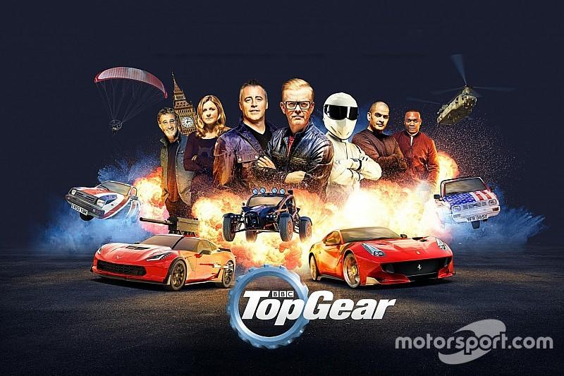 Dit kun je verwachten van de eerste Top Gear-show op 29 mei