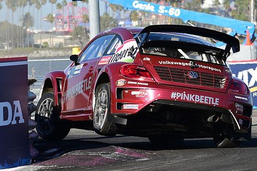 Speed and Deegan win GRC in Port of LA