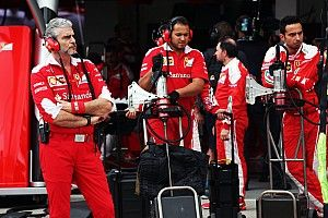 "Ferrari ""a group of scared people, not a team"" - Baldisserri"