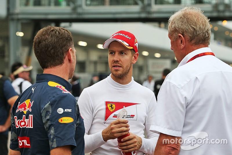 F1: Chefão da Red Bull diz que Vettel deveria mudar de equipe