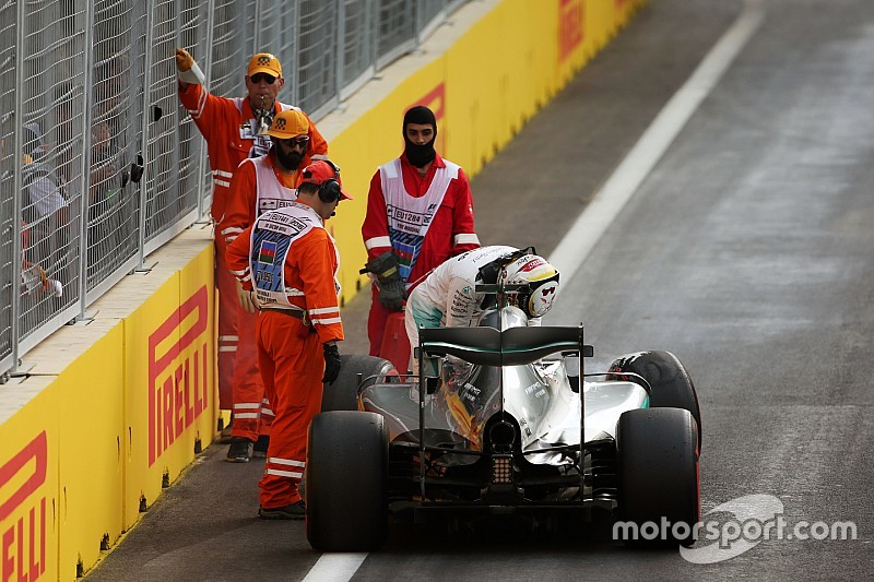 Inside Line F1 Podcast: Can Hamilton rebound from Baku's travails?