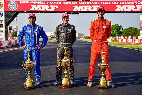 MRF F1600 season review: Anand's compelling return halts Tharani's reign