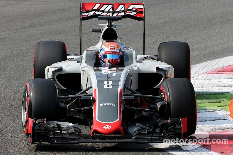 Grosjean gets gearbox change penalty