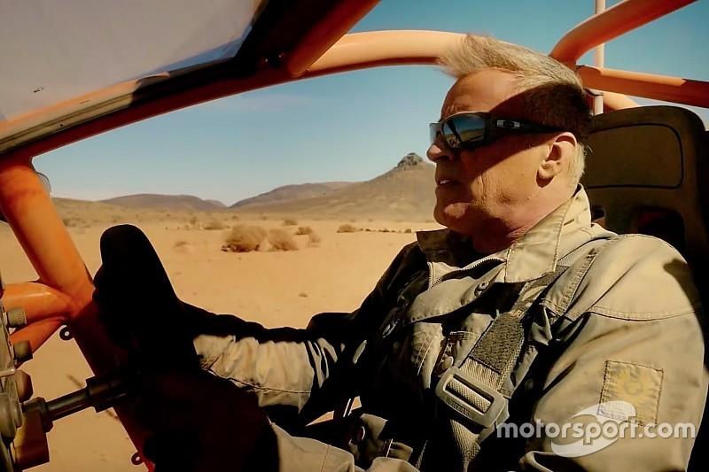 Trailer: Top Gear-ster Matt LeBlanc gaat los in Ariel Nomad