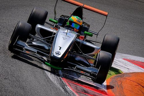 Monza NEC: Daruvala takes pole for season opener