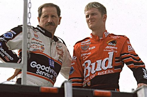 Dale Earnhardt Jr. remembers his father on his 65th birthday