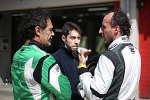 Kubica coach driver di Zanini a Imola sulla 911 GT3 Cup