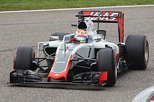 No luck in qualifying result for Haas F1 Team in China