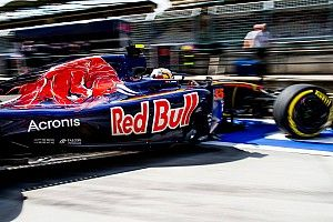 Sainz fears Toro Rosso falling behind now