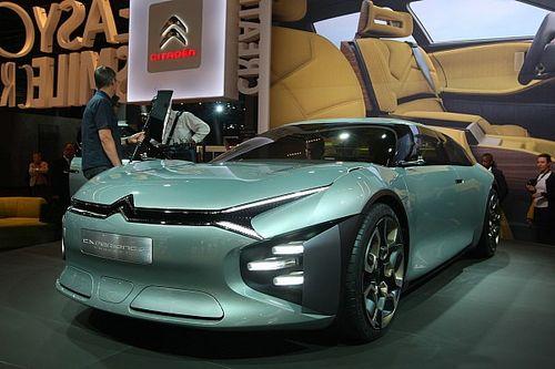 Découvrez le concept Citroën CXperience