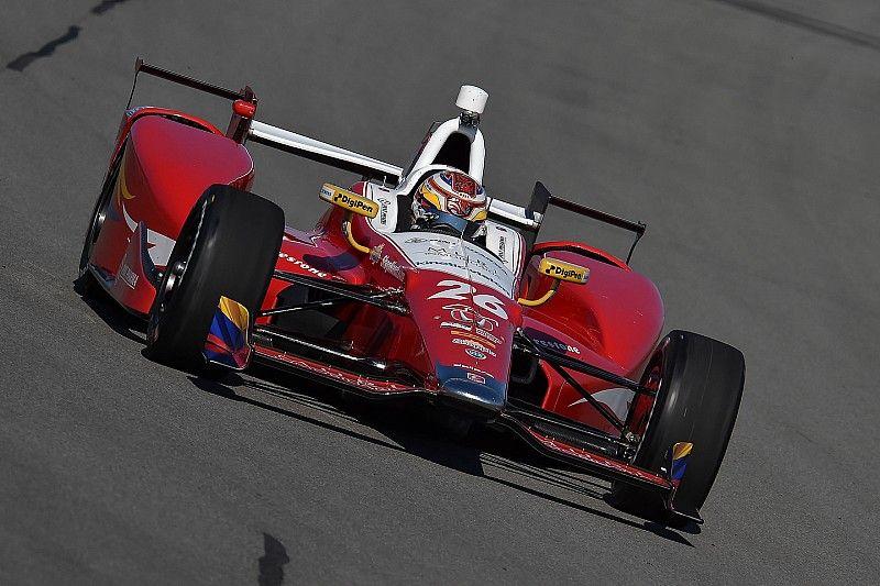 Andretti drivers confident for Pocono raceday