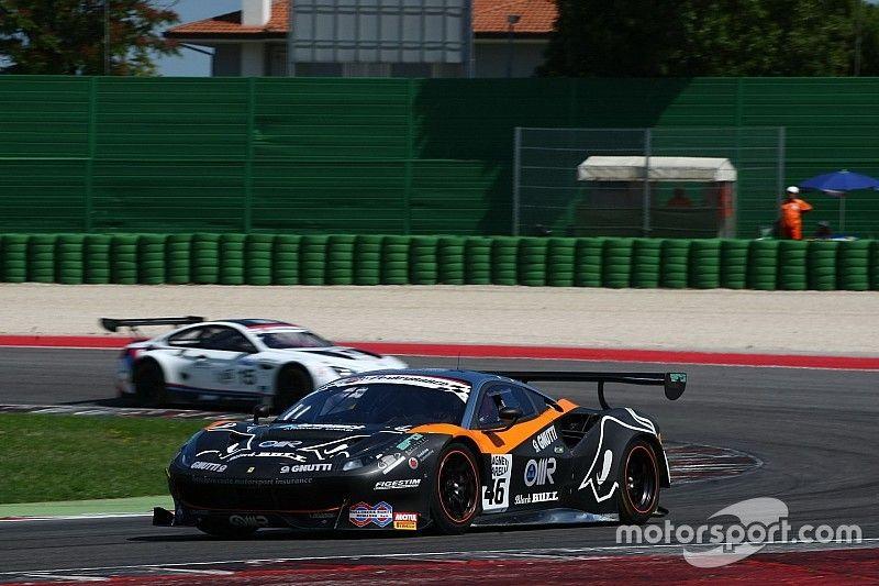 Super GT3-GT3: Gai e Venturi conquistano la vittoria in Gara 2 a Misano