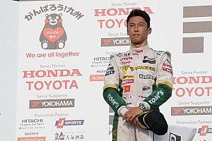 中嶋一貴「前のドライバーが1周目にピットに入るとは思わなかった」:SF第5戦レース2ドライバーコメント