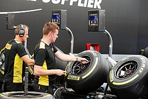 Formula 1 Breaking news F1 teams could block Pirelli's planned construction change