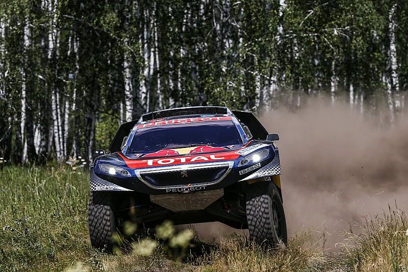 Peugeot enters Loeb, Peterhansel and Despres for Silk Way
