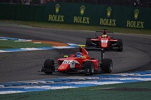 Calderon reveals steering fix led to breakthrough GP3 point