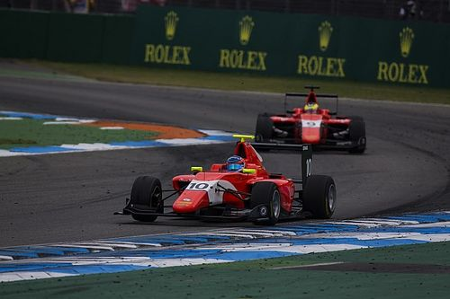 Calderon reveals steering fix led to breakthrough GP3 point