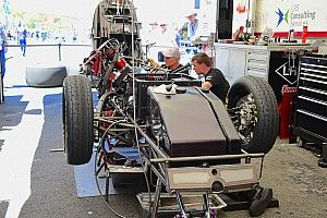 Wilkerson puts faith in new chassis
