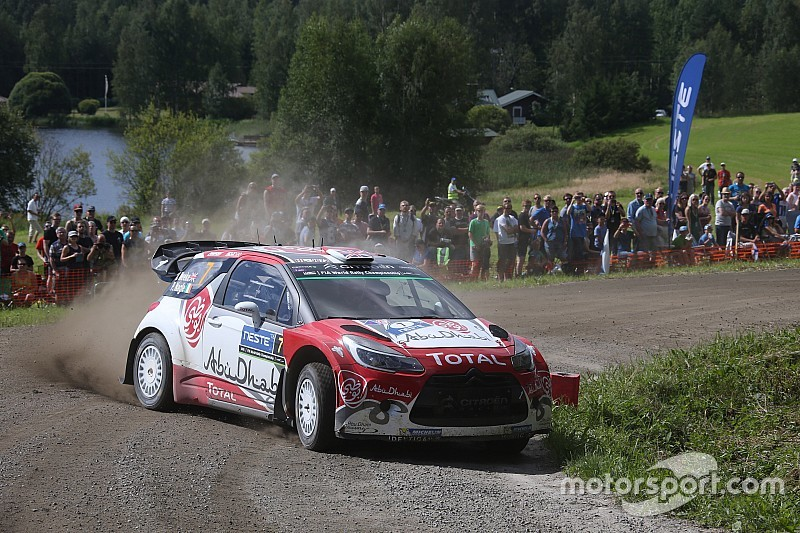 Finland WRC: Meeke seals victory, Neuville tops Power Stage