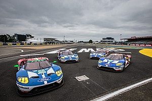 Ganassi sportscar program to continue with or without Ford