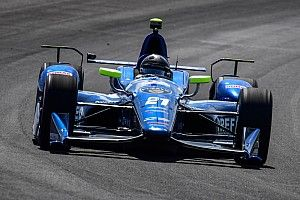 "Newgarden: ""It just sucks that we didn't have a shootout"""
