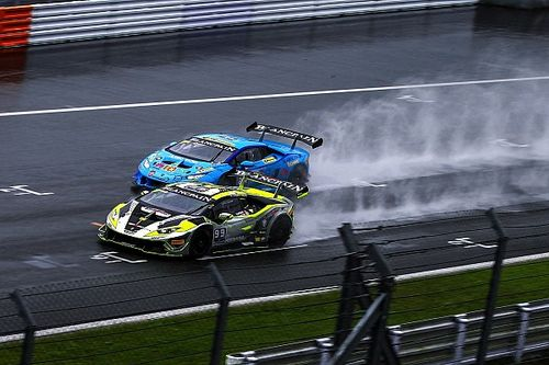 Fuji Super Trofeo: Ebrahim/Malagamuwa claims podium in Race 1