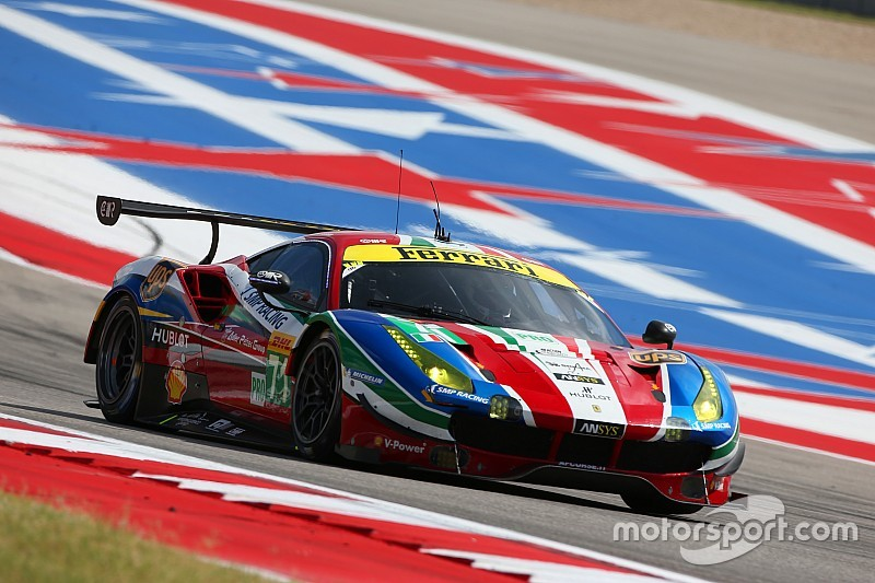 Sam Bird column: Damage limitation for Ferrari's WEC campaign