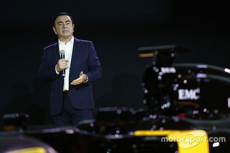 Ghosn, presidente de Renault, arrestado en Japón