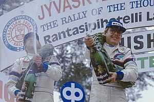 Watch: The rally hero so unfashionable they called him 'slack'