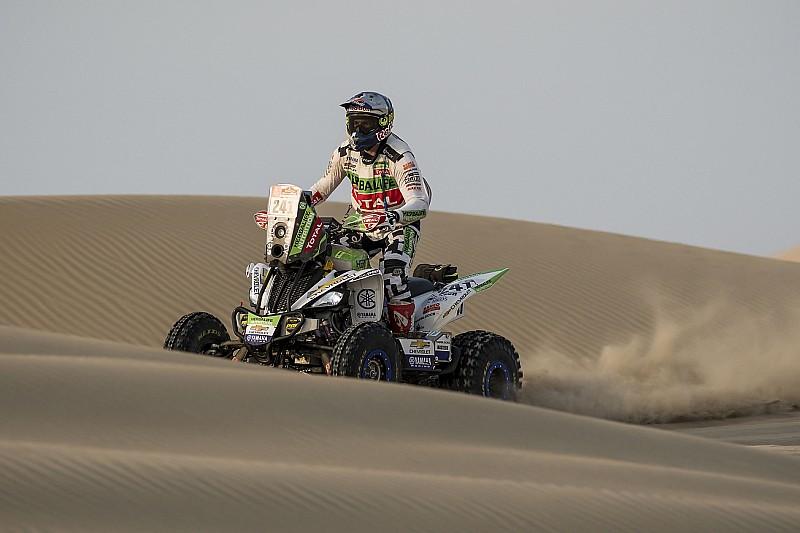 Fotogallery: Ignacio Casale, vincitore Quad della Dakar 2018