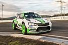 WRC Fotogallery: il nostro test sulla Skoda Fabia R5 campione WRC2 2017